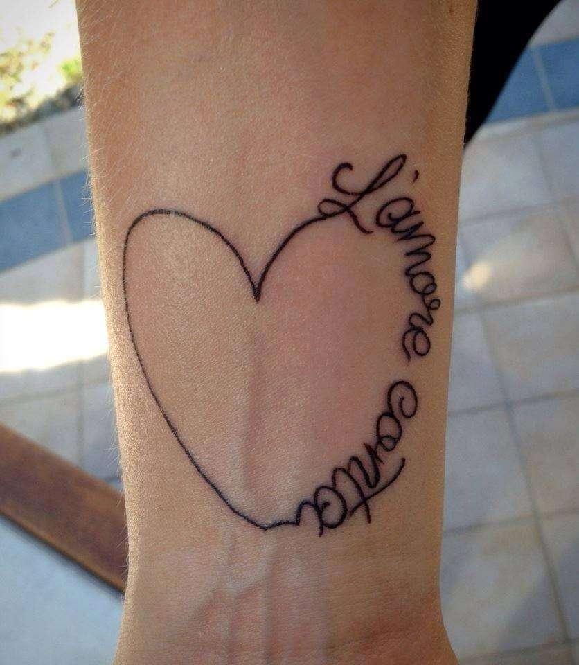 tatuaggi frasi ligabue