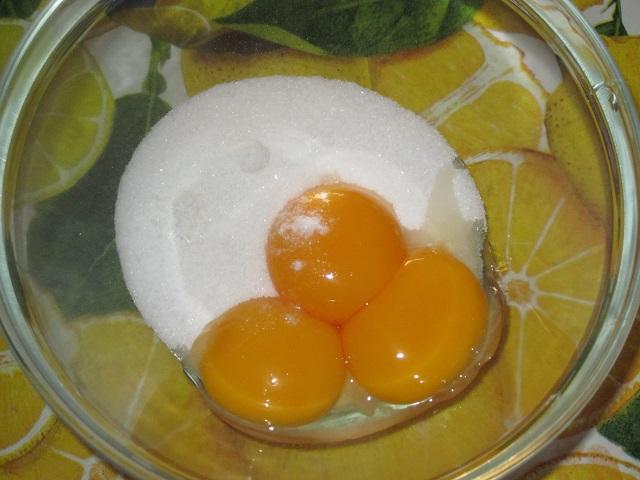 uova zucchero