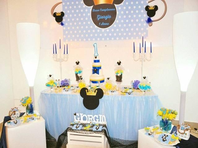 Decorazioni Per Feste Di Compleanno Bambini Fai Da Te : Addobbi per il primo compleanno del bambino idee e consigli