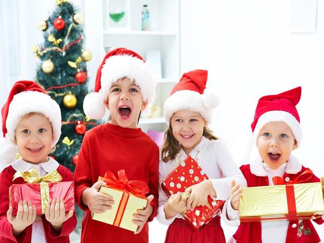 Frasi natalizie simpatiche per bambini
