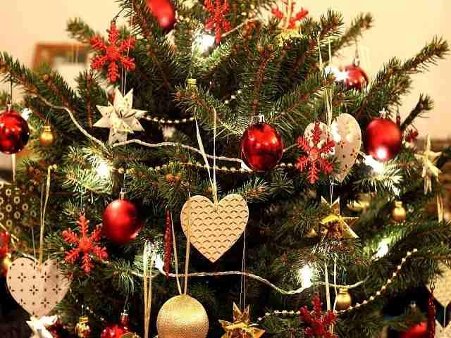 foto alberi di Natale