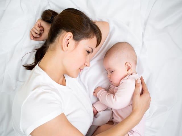 Per un neonato la mamma è una parte di sé