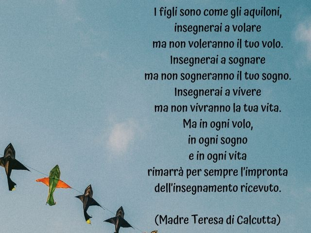 Frasi Sui Bambini Madre Teresa