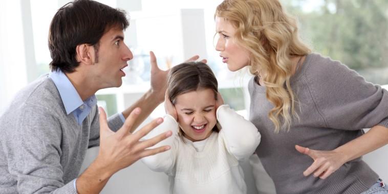 tre casi in cui un figlio divide la coppia