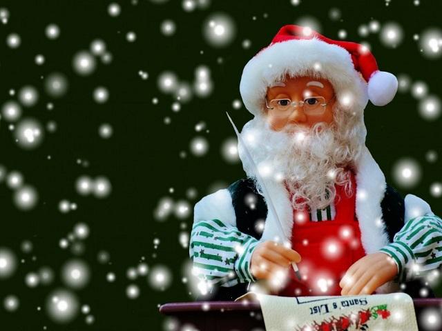 Letterina di Babbo Natale ai bambini