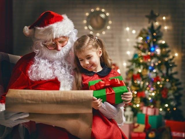 Frasi di Natale: neonati e bambini