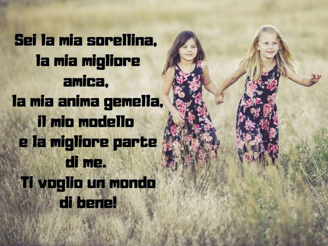 Frasi Per Una Sorella Le Dediche Piu Belle Per Ogni Occasione