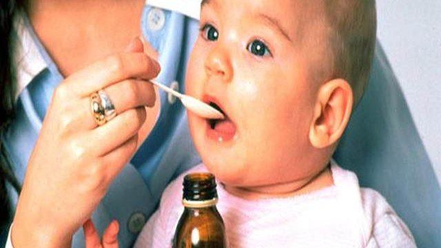 bambini antibiotici