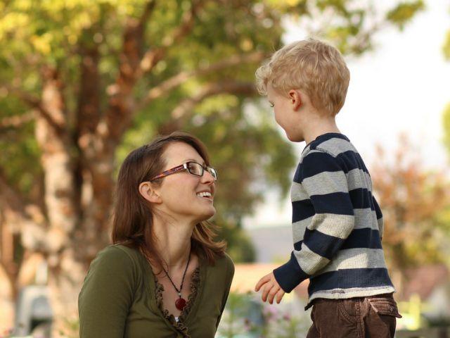 educare un figlio