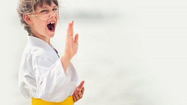 jujitsu bambina