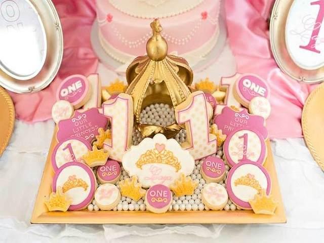 feesta principessa biscotti