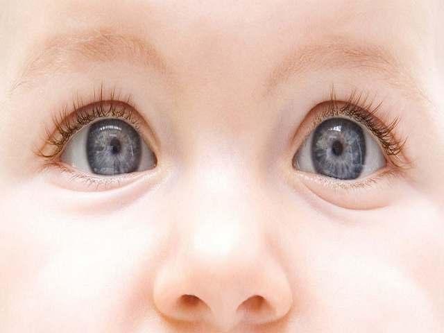 occhi cerulei
