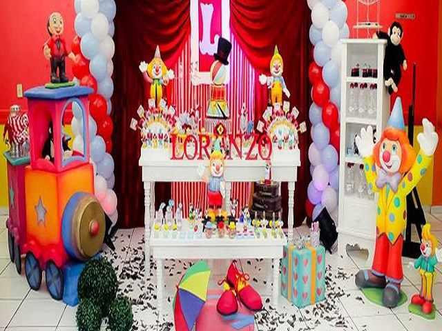 festa di primo compleanno