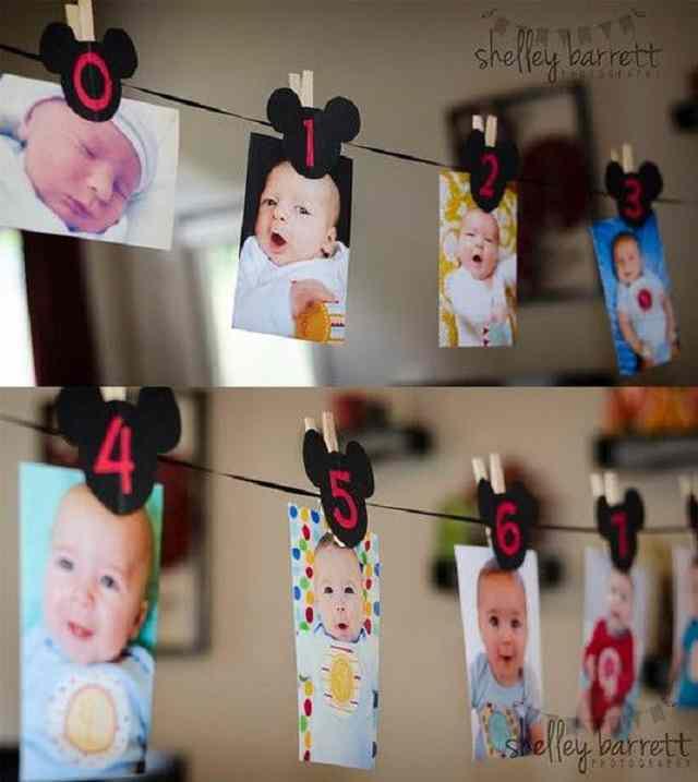 foto per primo compleanno
