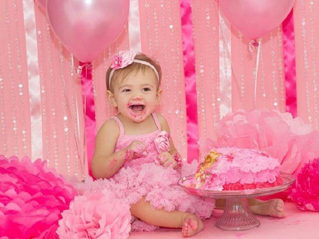 primo compleanno bimba