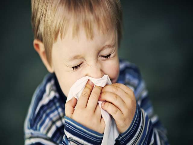 quinta malattia sintomi