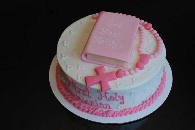 torta con rosario