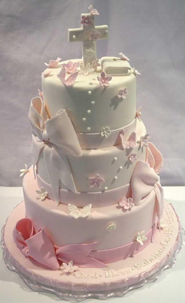 torta con fiocchi