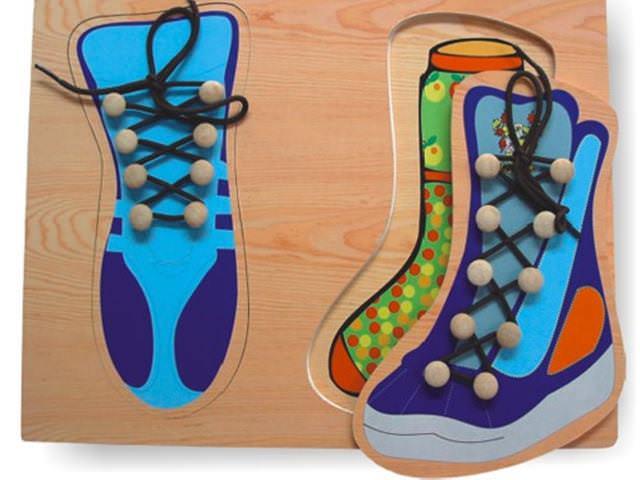 scarpe giocattolo