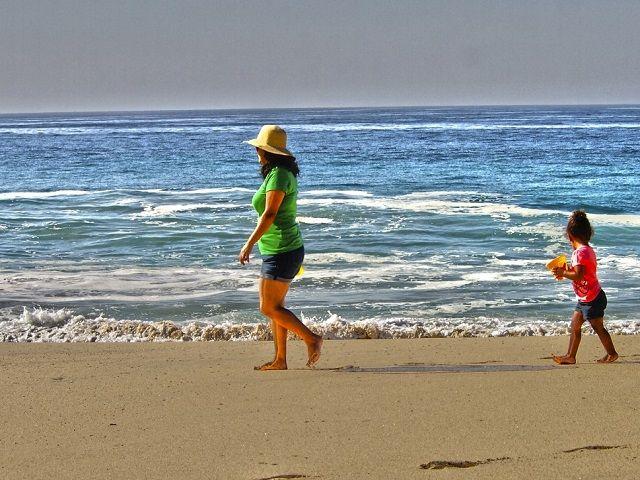 Consigli per andare al mare con i bambini
