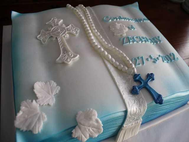 torte per cresima
