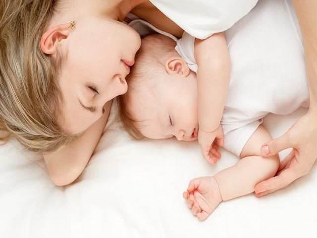 addormentare figlio
