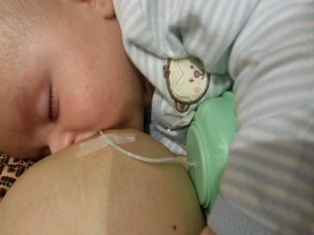 allattare al seno