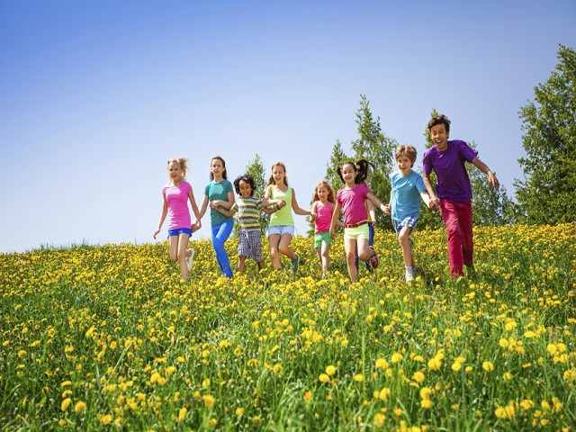 bambini vacanze