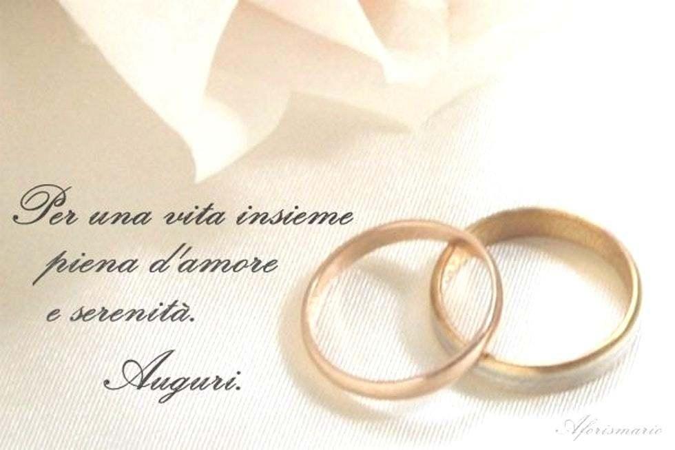 Frasi Belle Per Matrimonio Auguri.Frasi Per Matrimonio Le Piu Belle Per Augurare Una Buona Vita Insieme