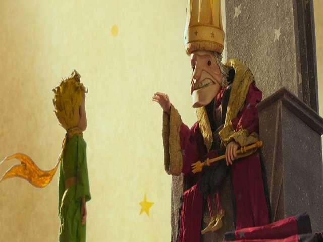 piccolo principe ed il re