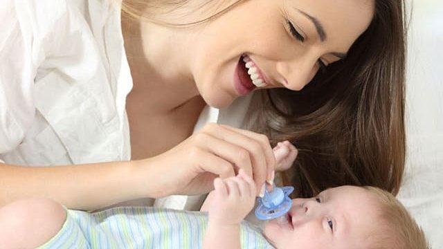foto mamma e bimbo