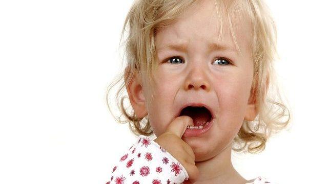 sensibilità dolore bambini