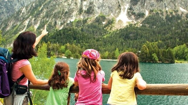 foto vacanze con bambini
