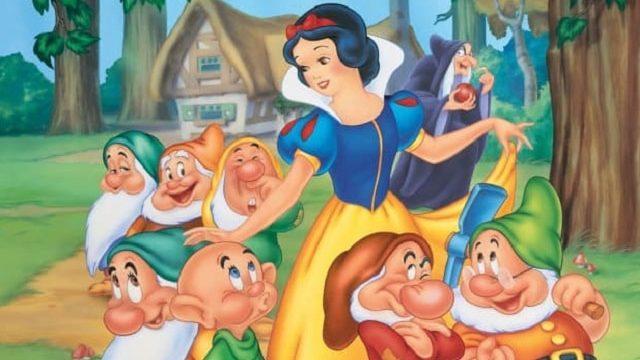 foto Biancaneve e i sette nani