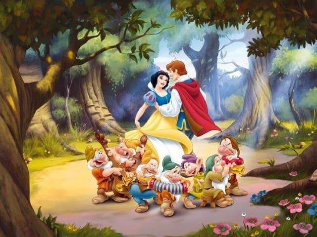 foto Biancaneve e il principe