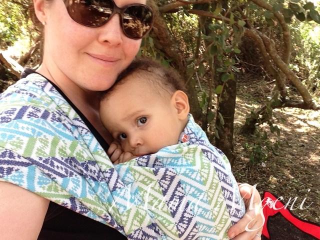 foto mamma e fascia