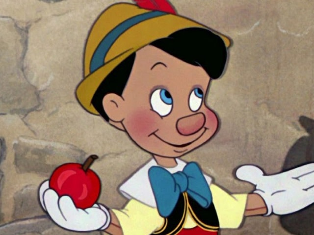 foto Pinocchio