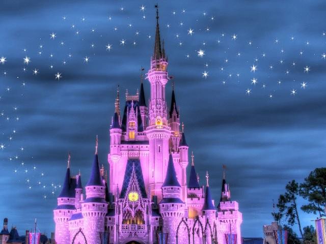 foto bella addormentata castello