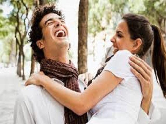 foto coppia felice