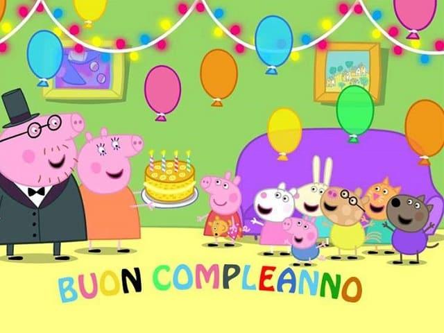 foto buon compleanno bambini 1