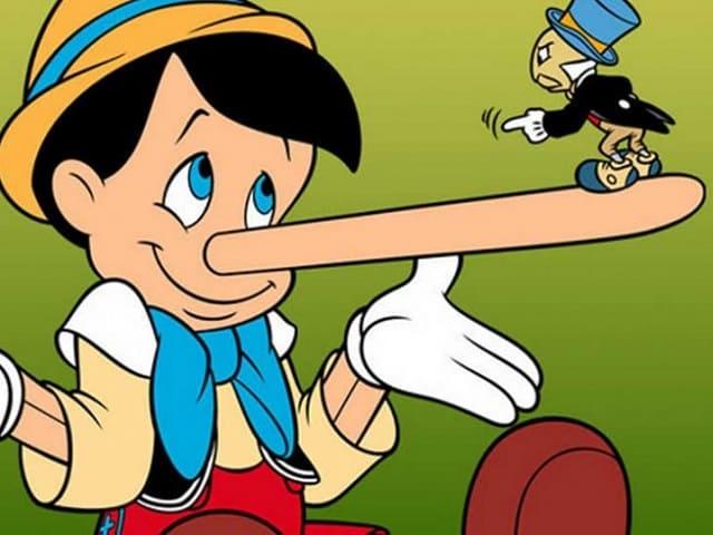 foto Pinocchio con il grillo