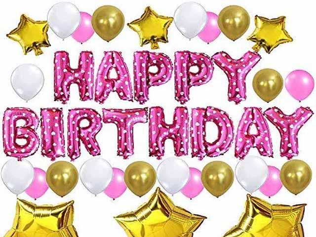 Foto palloncini auguri buon compleanno