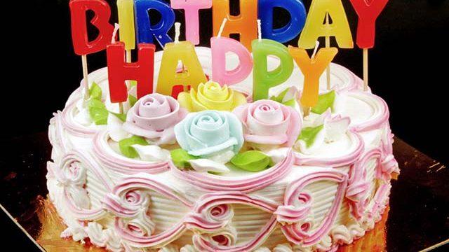 Foto torta buon compleanno
