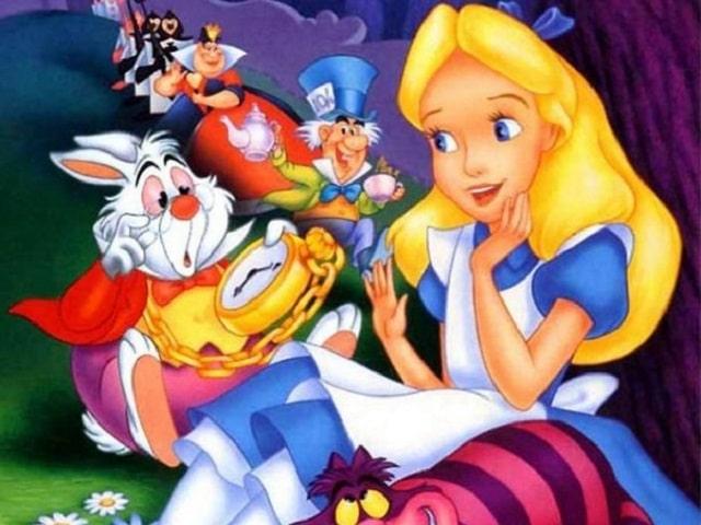 foto Alice nel paese delle meraviglie