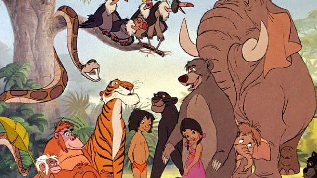 foto il libro della giungla