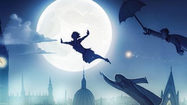 foto Peter Pan copertina