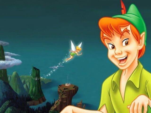 foto Peter Pan filastrocca