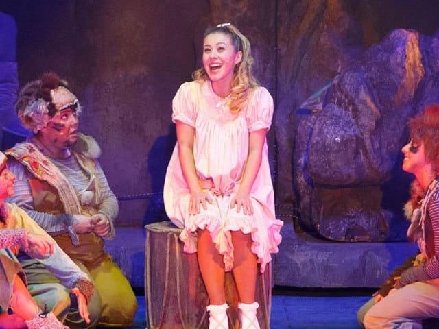 foto Peter Pan musical