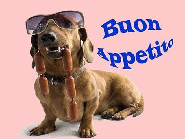 Foto Immagini buon pranzo divertenti