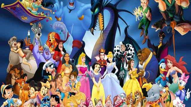 Foto immagini Disney